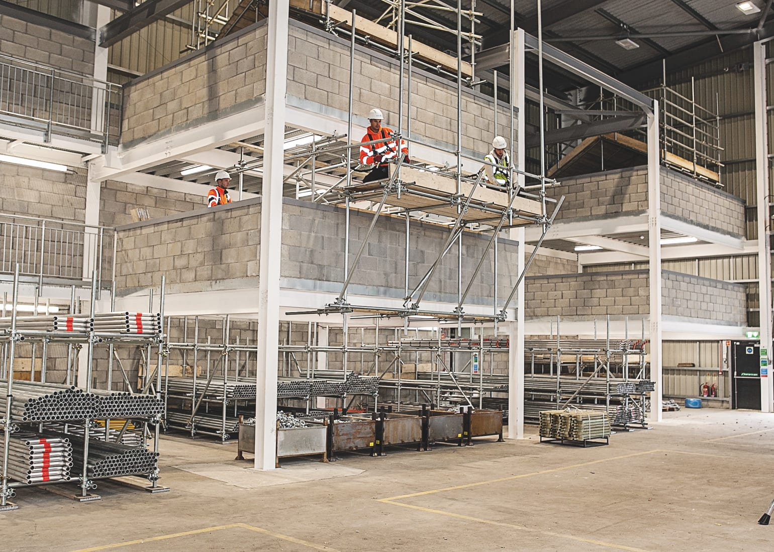 ASET Scaffolding Centre