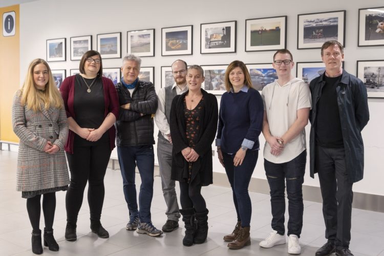 NESCol students flying high in Harbour Board photography competition
