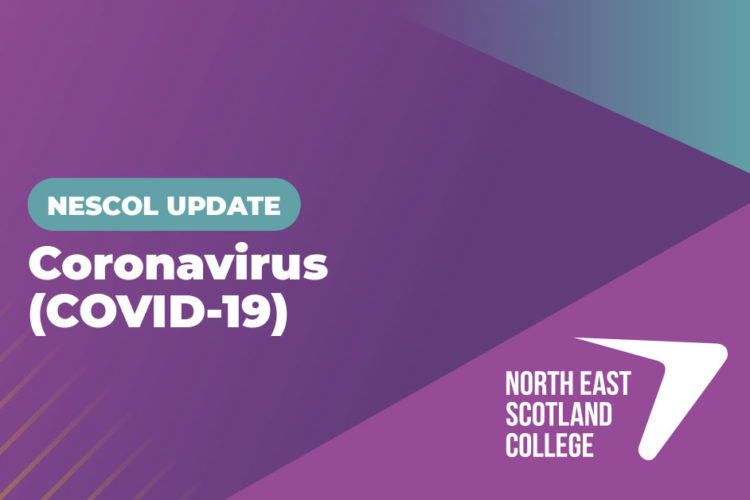 Coronavirus: Further guidance issued