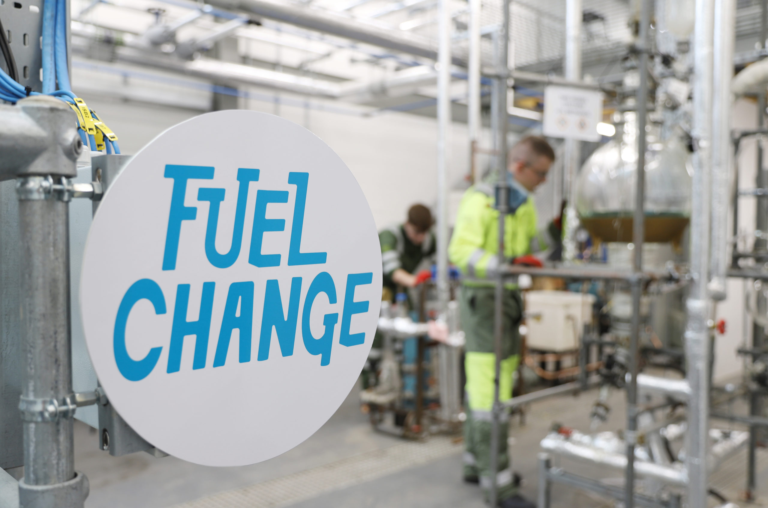 Apprentice talent to Fuel Change for a low carbon Scotland