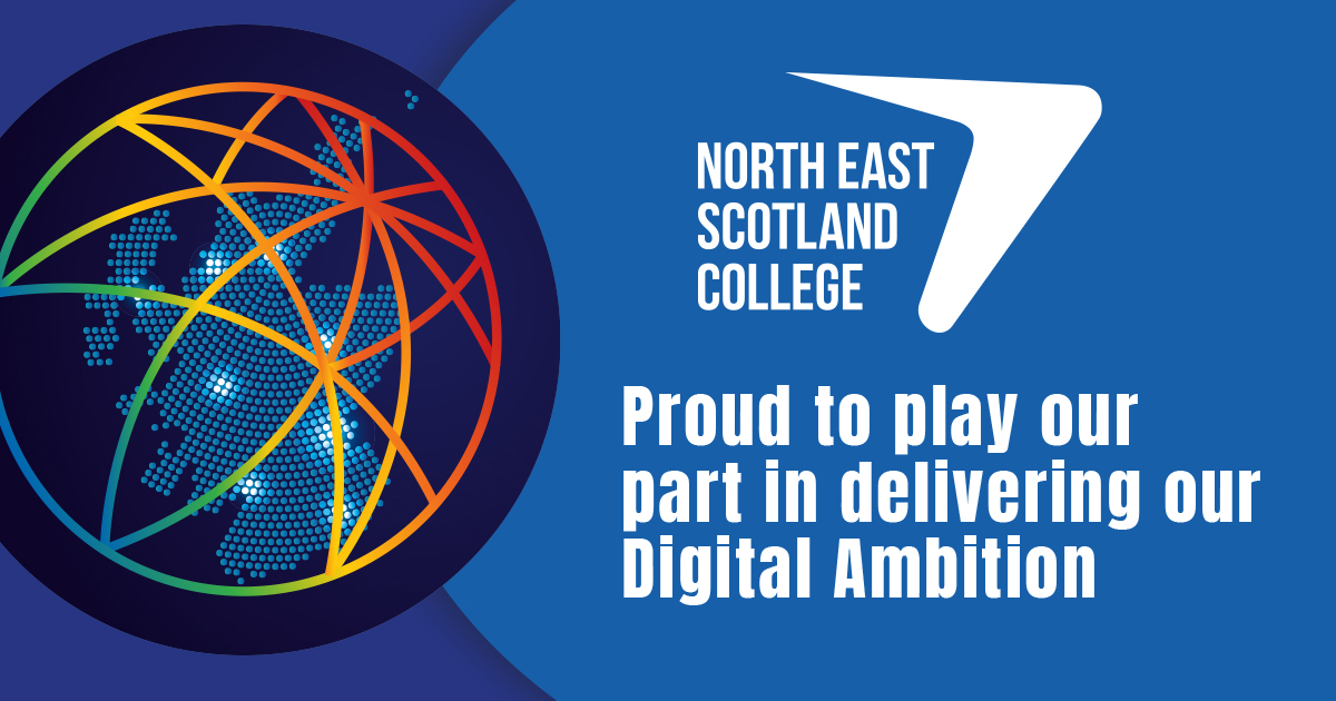 NESCol proud to support Colleges Scotland's Digital Ambition