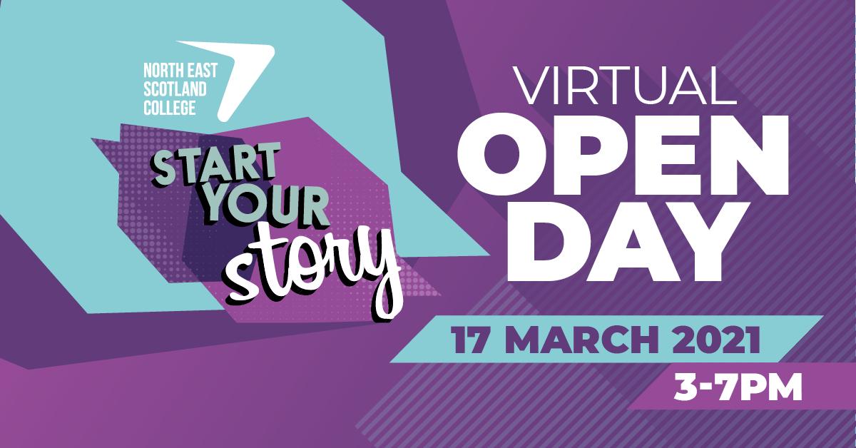 Virtual Open Day