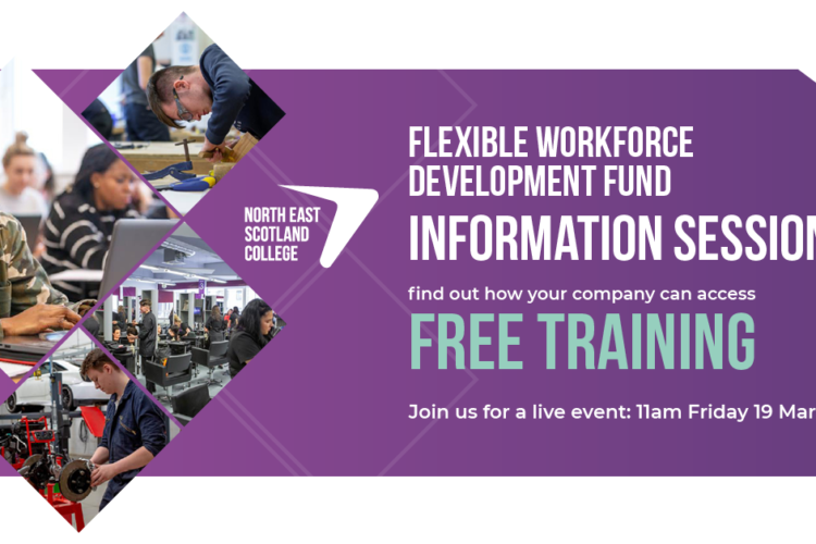 Flexible Workforce Development Fund Information Session for SMEs
