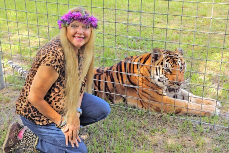 Tiger King star to bring show to life with exclusive NESCol session