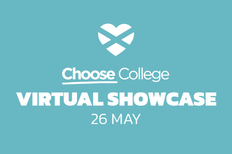 Choose College Virtual Showcase