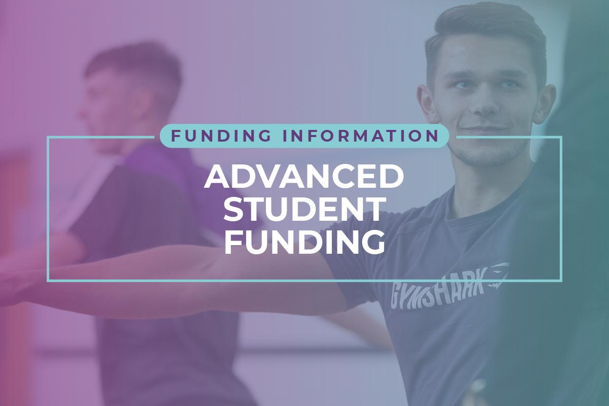Advanced Student Funding