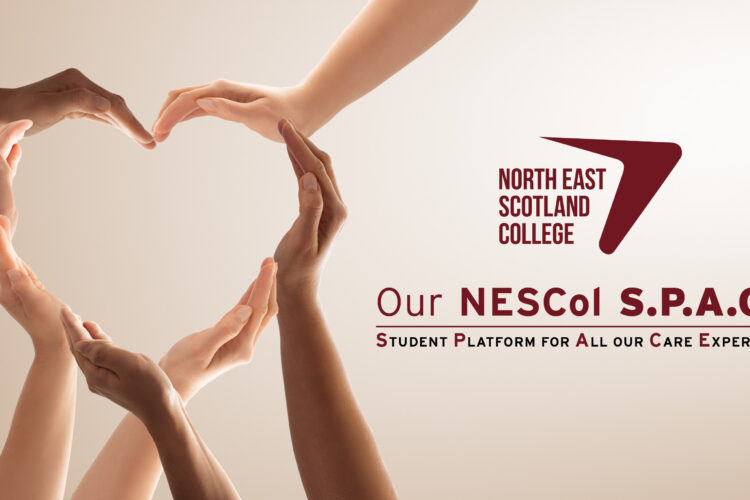 NESCol launches peer support group for Care Experienced students
