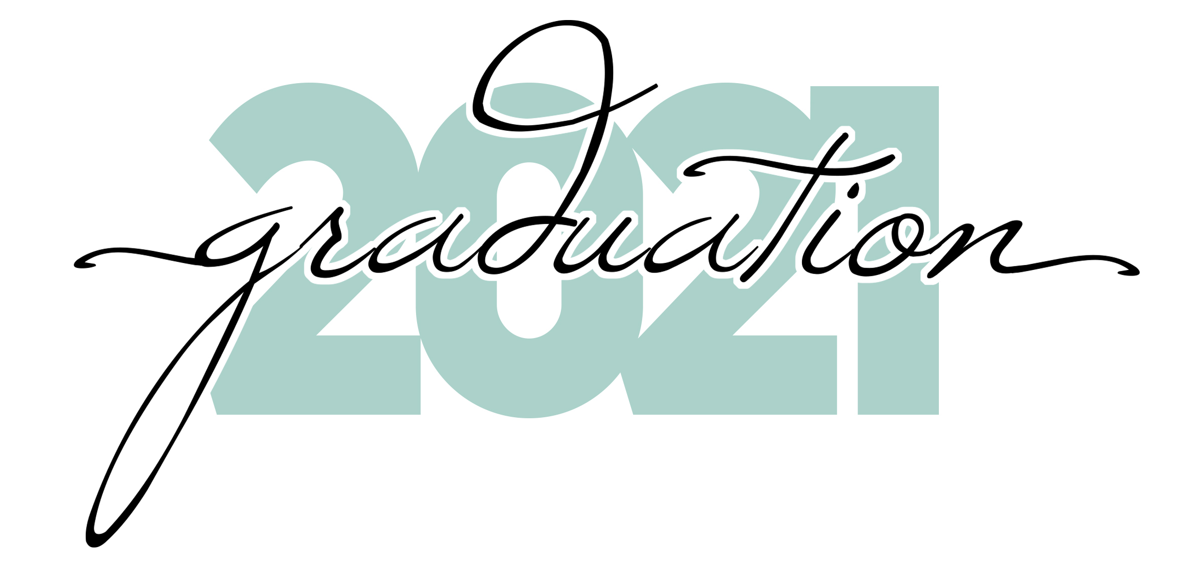 Graduation 2021 logo