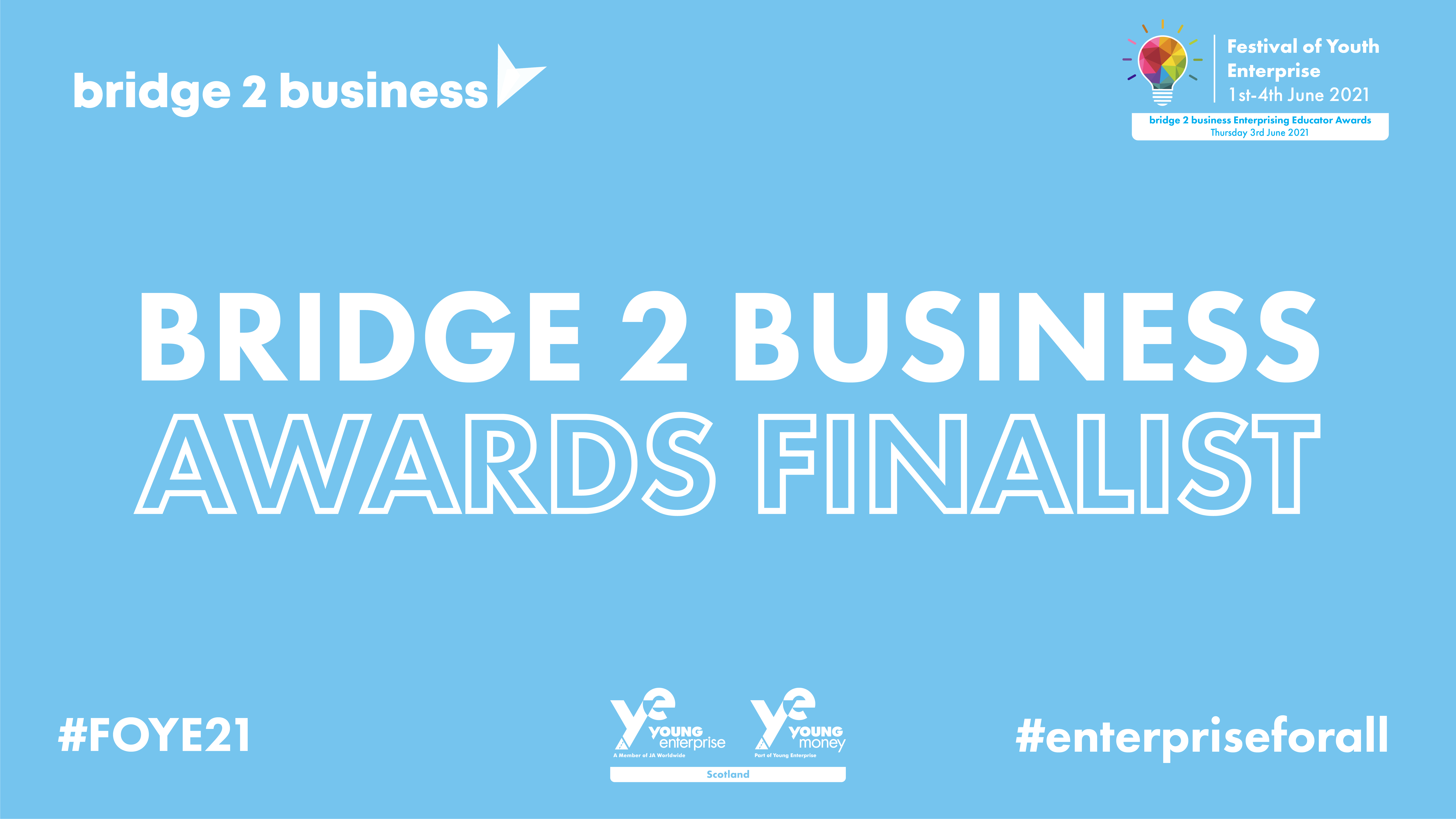 NESCol celebrates success in the Bridge2Business Awards