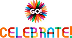 Go Celebrate! Awards logo