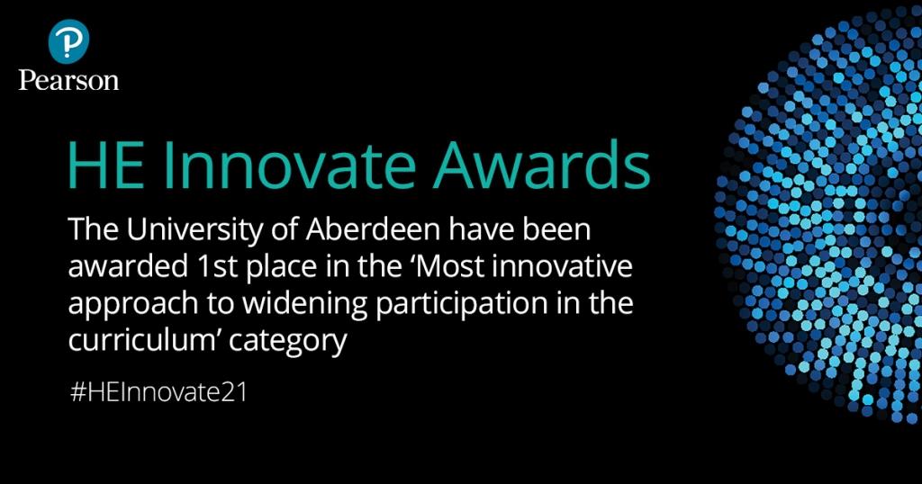 Gateway to Medicine programme wins innovation award