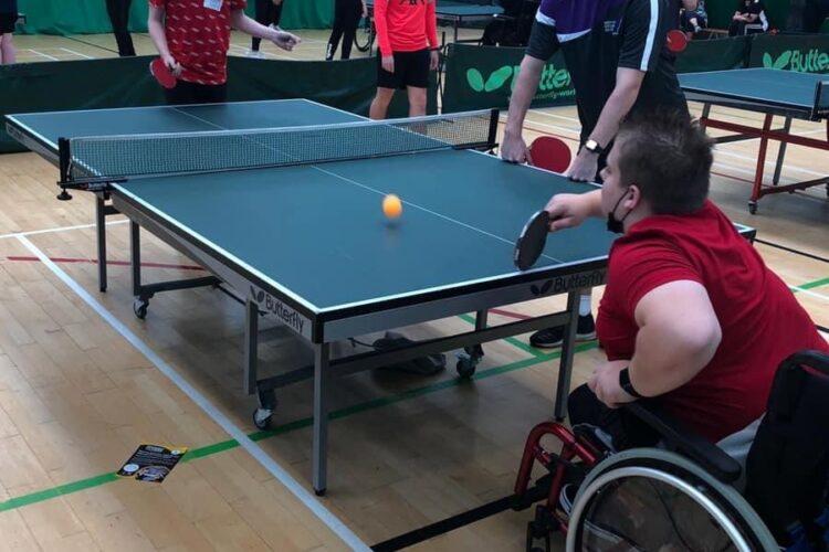 Sports students support Grampian Parasport Festival