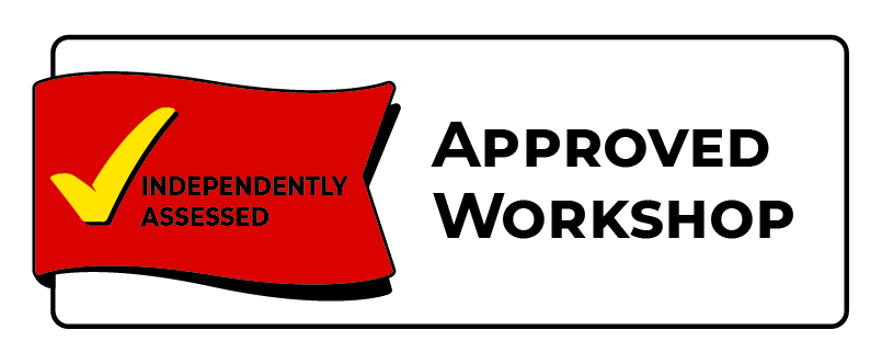 Independantly Assessed - Approved Workshop
