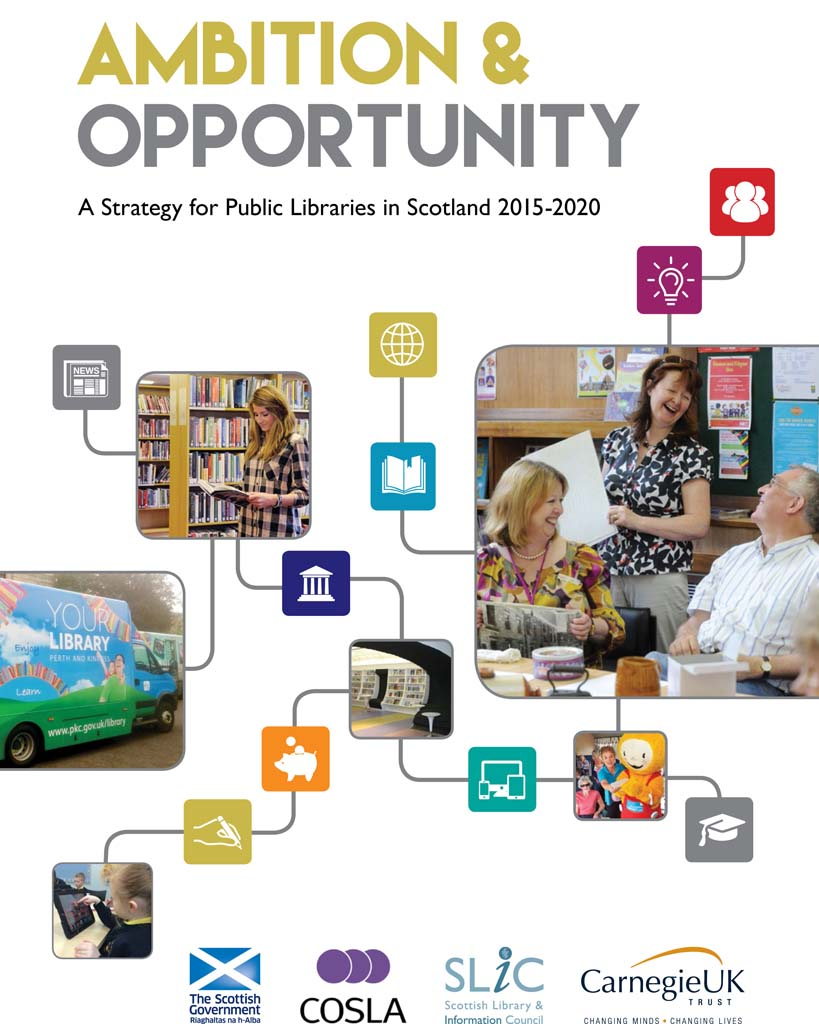 National Strategy for Public Libraries in Scotland