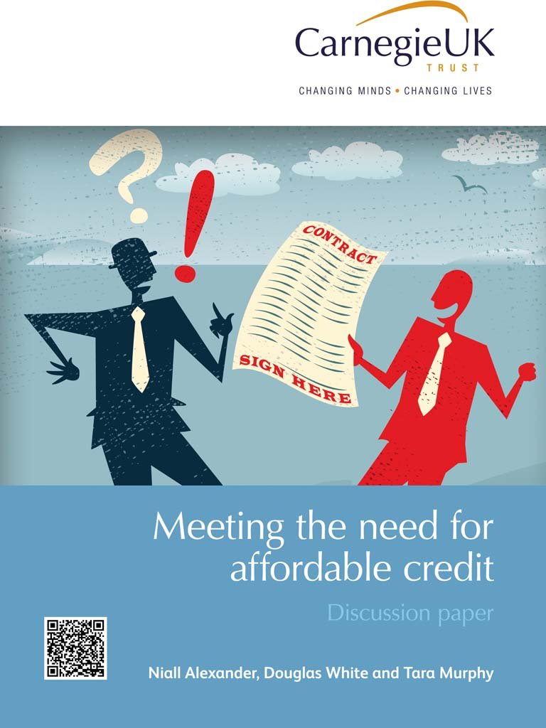 Meeting the need for affordable credit