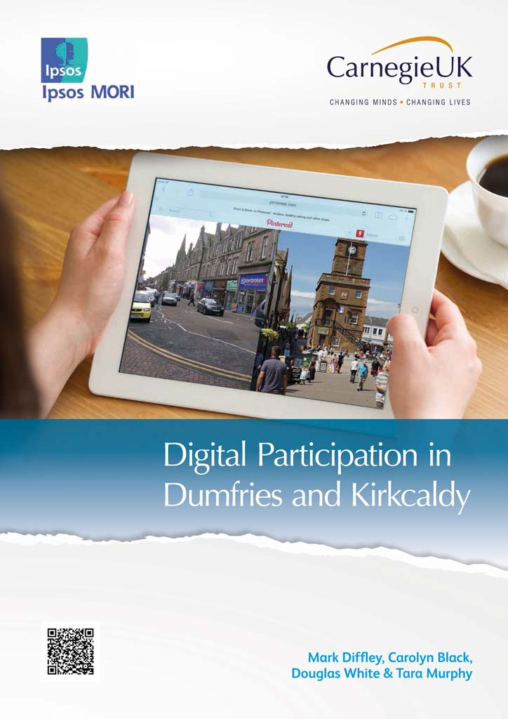 Digital Participation in Dumfries and Kirkcaldy