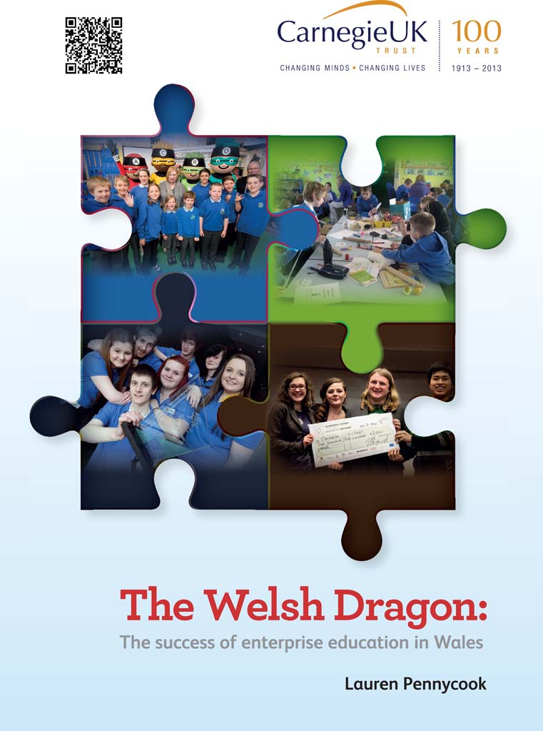 The Welsh Dragon: The success of enterprise education in Wales