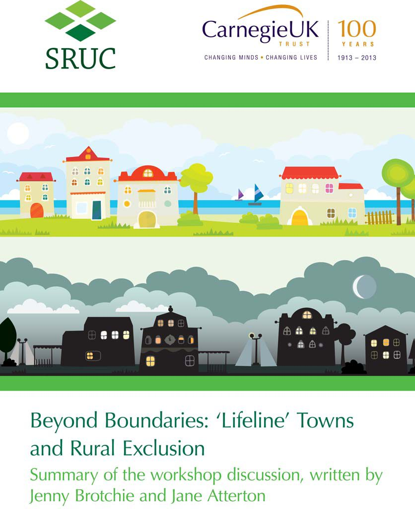 Beyond Boundaries Lifeline Towns and Rural Exclusion