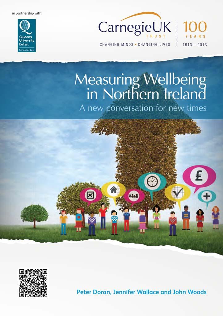 Measuring Wellbeing in Northern Ireland