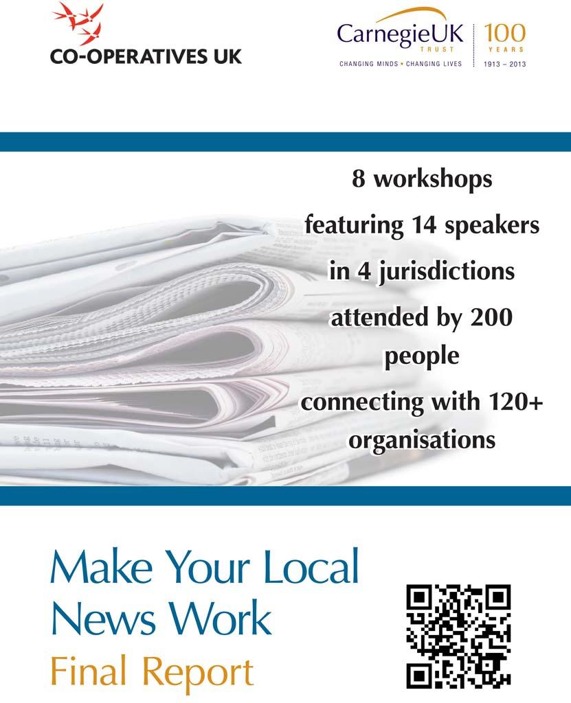 Make Your Local News Work
