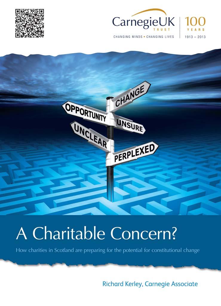 A Charitable Concern