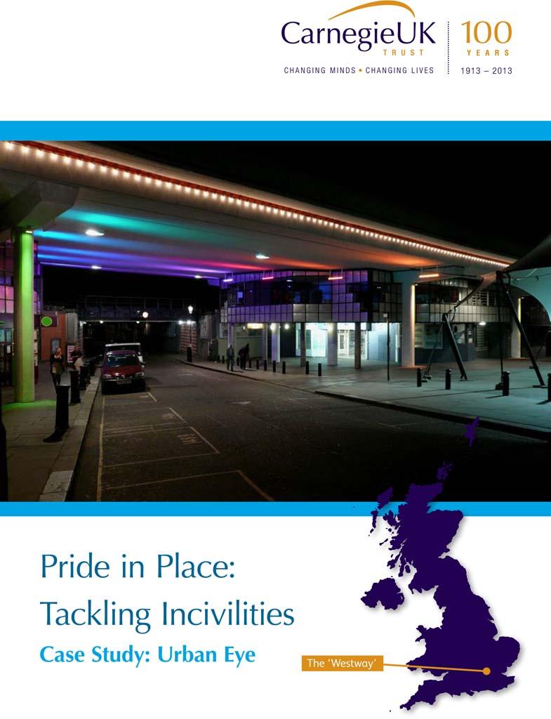 Urban Eye, London – Pride in Place: Tackling Incivilities Case Study