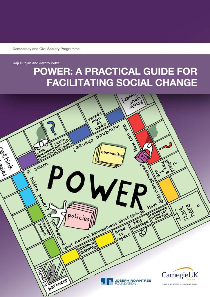 Power – A Practical Guide for Facilitating Social Change