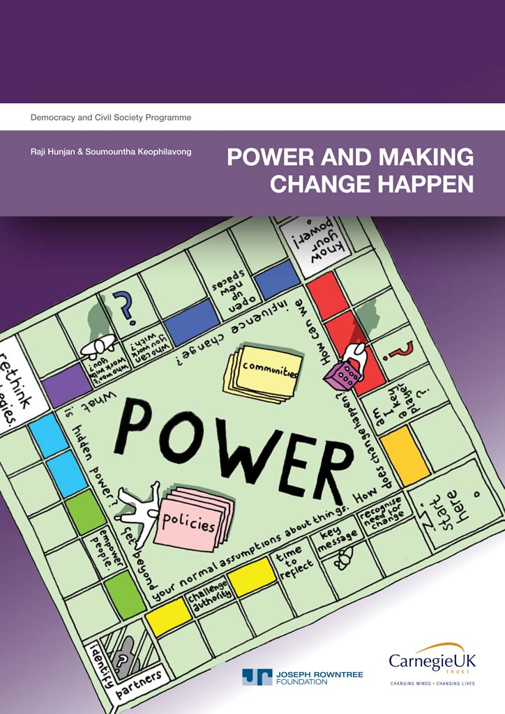 Power and Making Change Happen