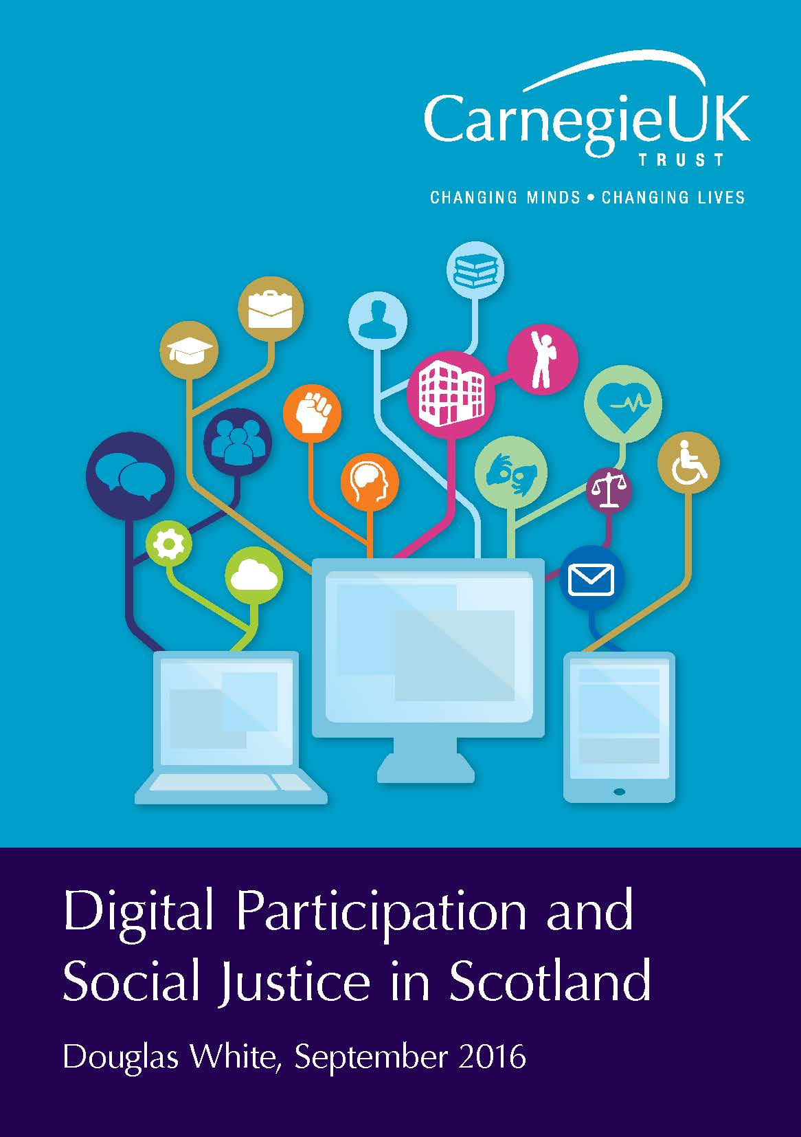 Digital Participation and Social Justice in Scotland