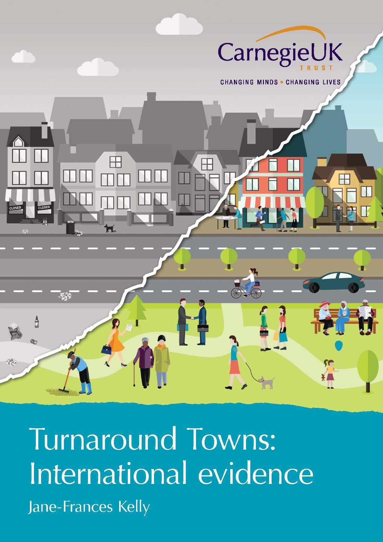 Turnaround Towns: International evidence