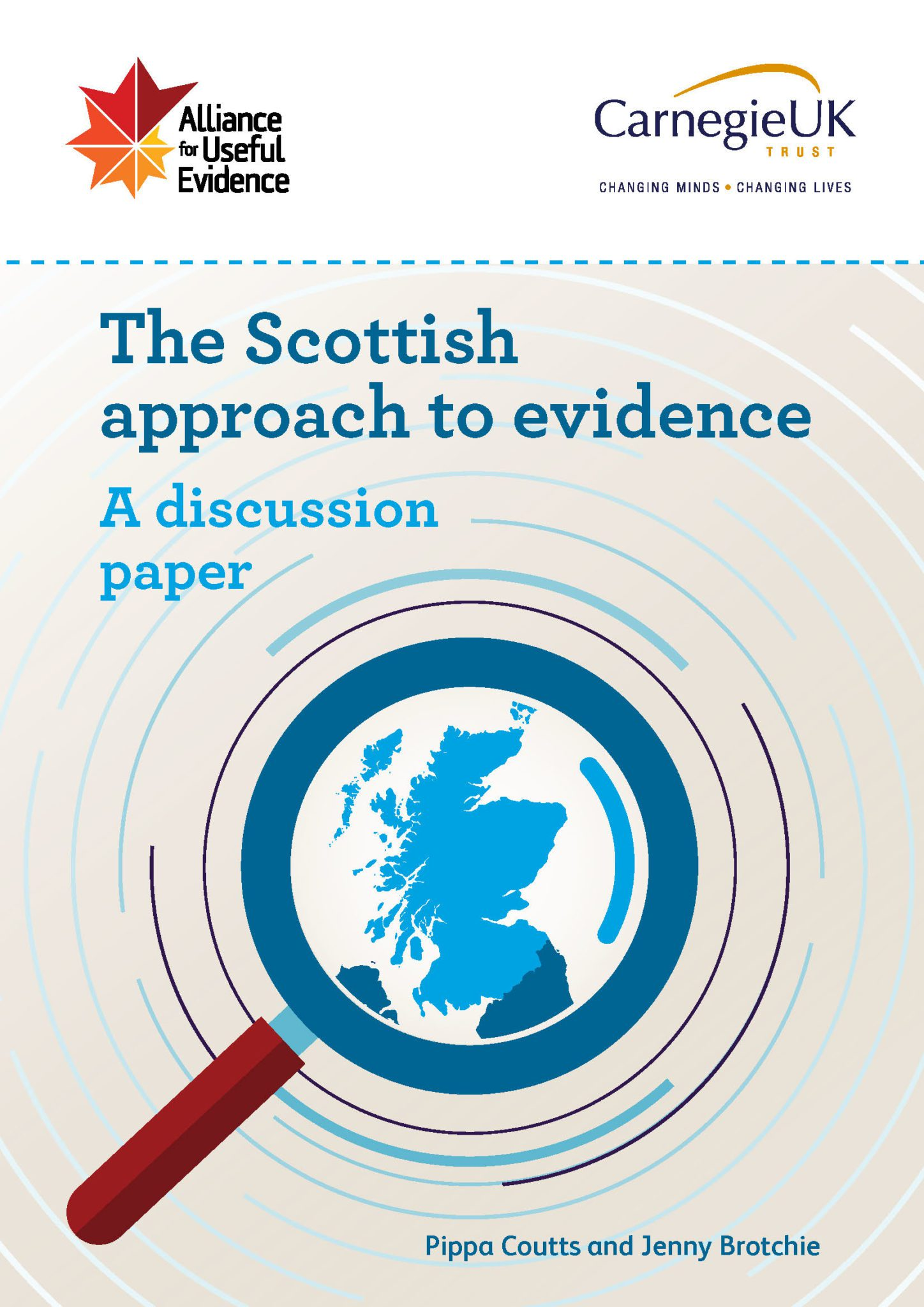 The Scottish approach to evidence: a discussion paper