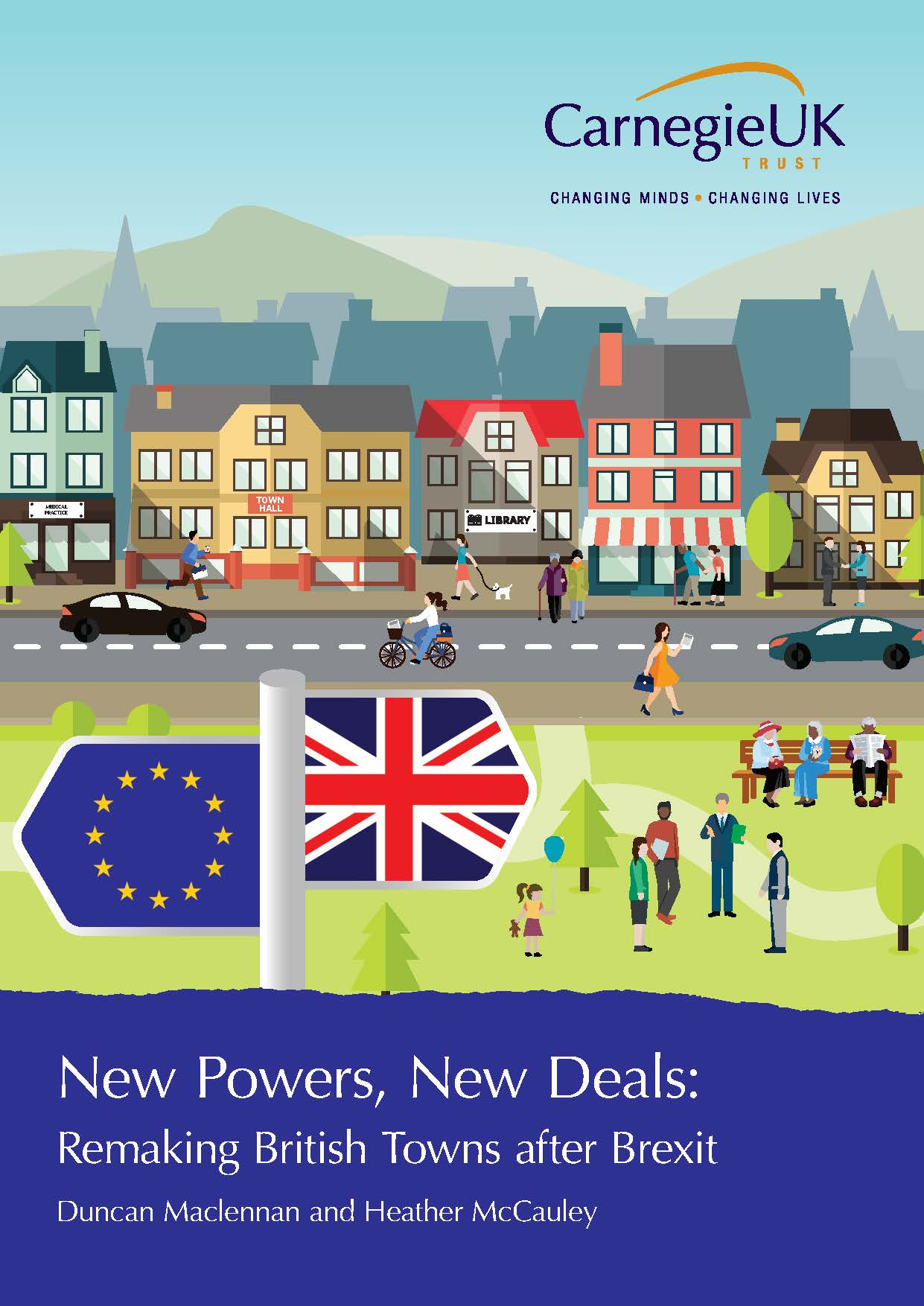 New Powers, New Deals: Remaking British Towns after Brexit