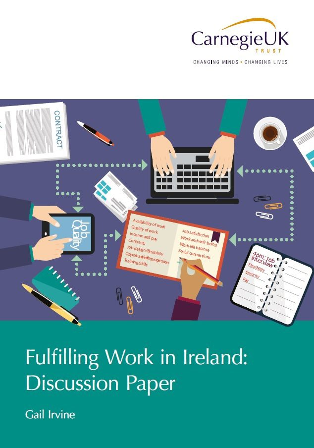Fulfilling Work in Ireland: Discussion Paper