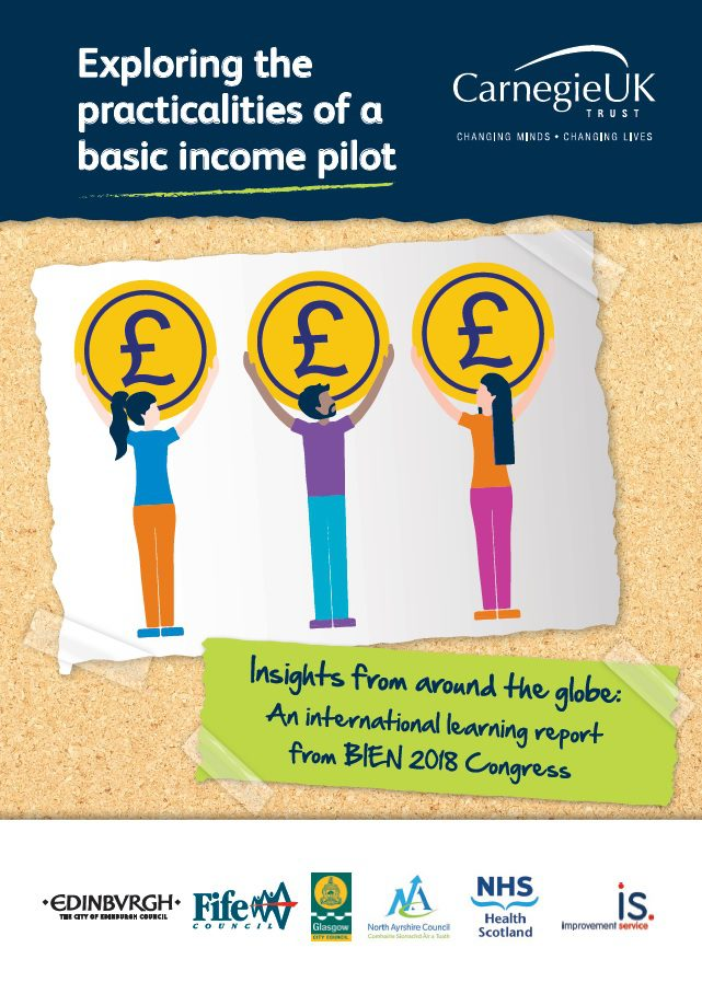 Exploring the practicalities of a basic income pilot
