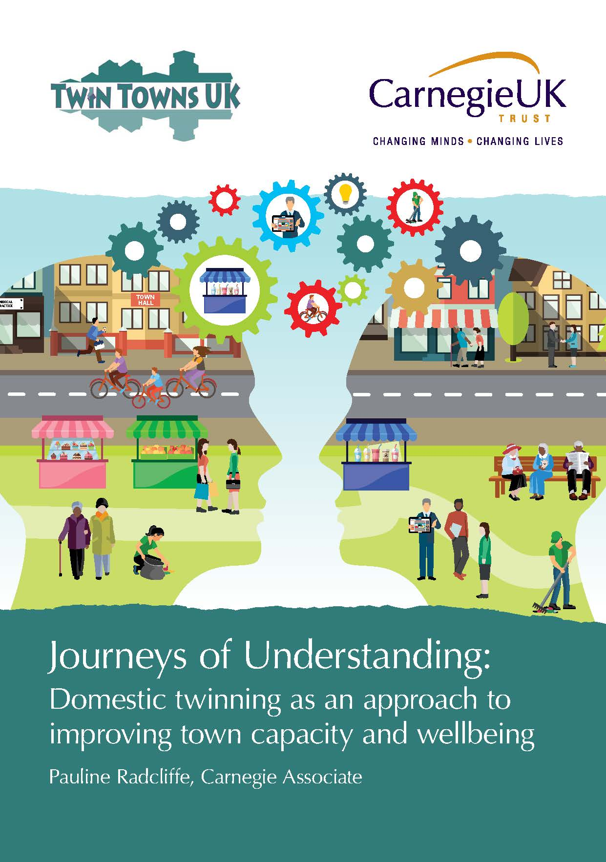 Journeys of Understanding: Domestic twinning as an approach to improving town capacity and wellbeing