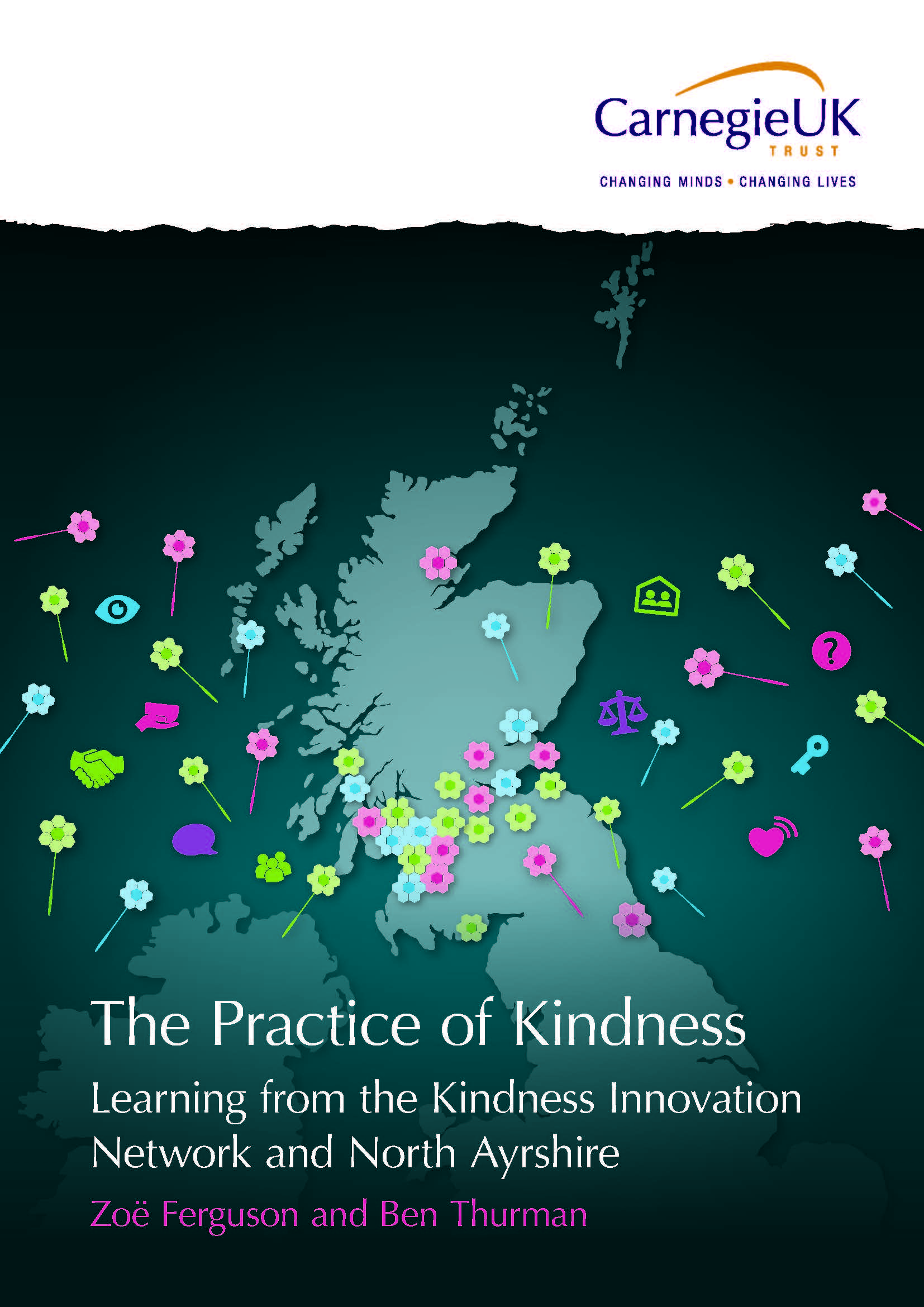 The Practice of Kindness: Learning from KIN and North Ayrshire