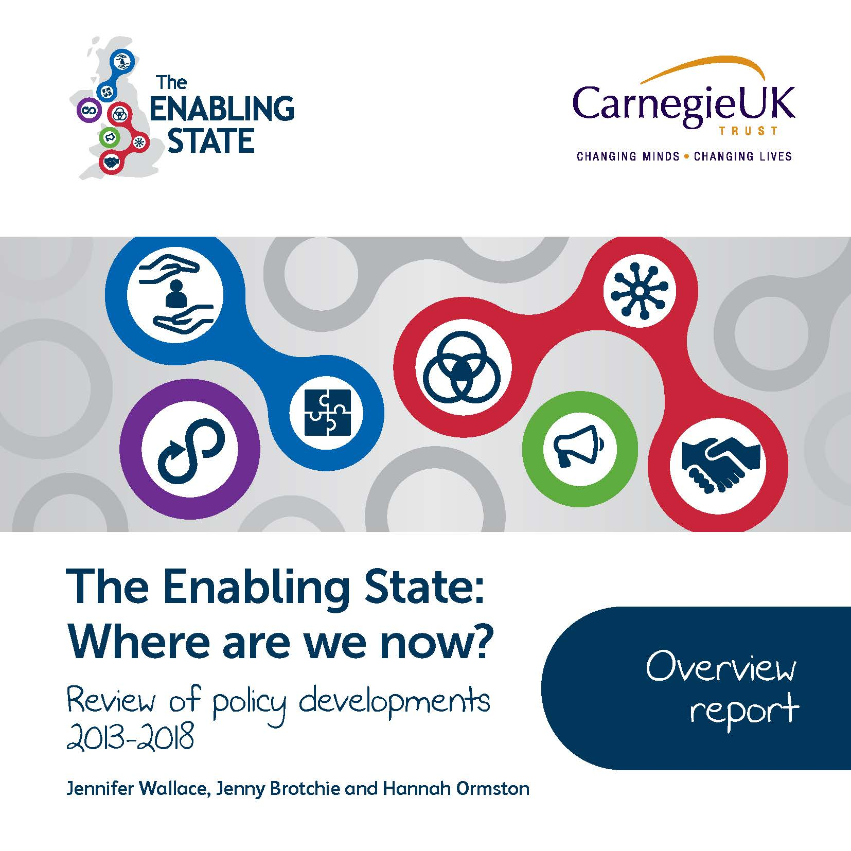 The Enabling State: Where are we now? Review of policy developments 2013-2018  Summary Report
