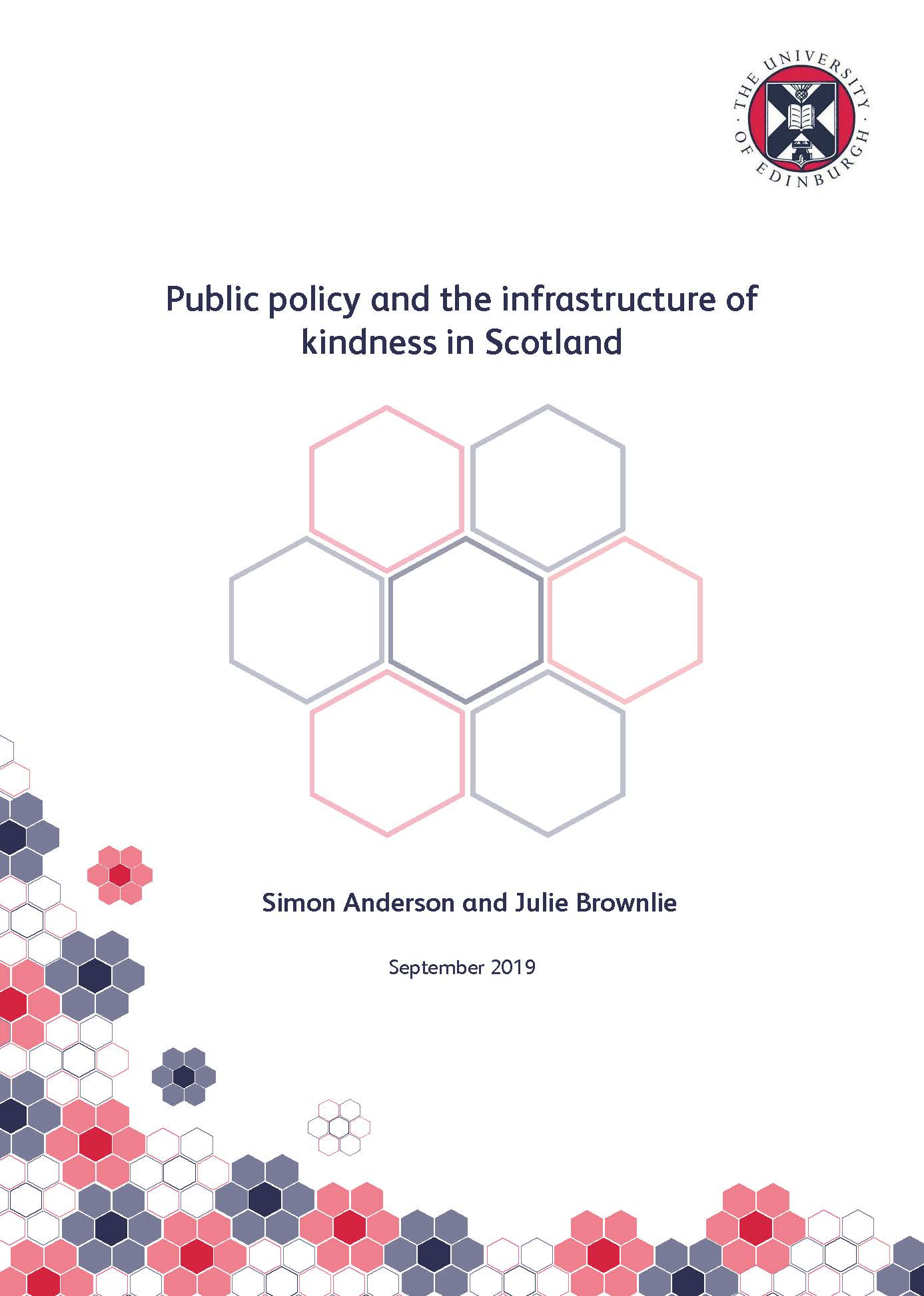 Public policy and the infrastructure of kindness in Scotland