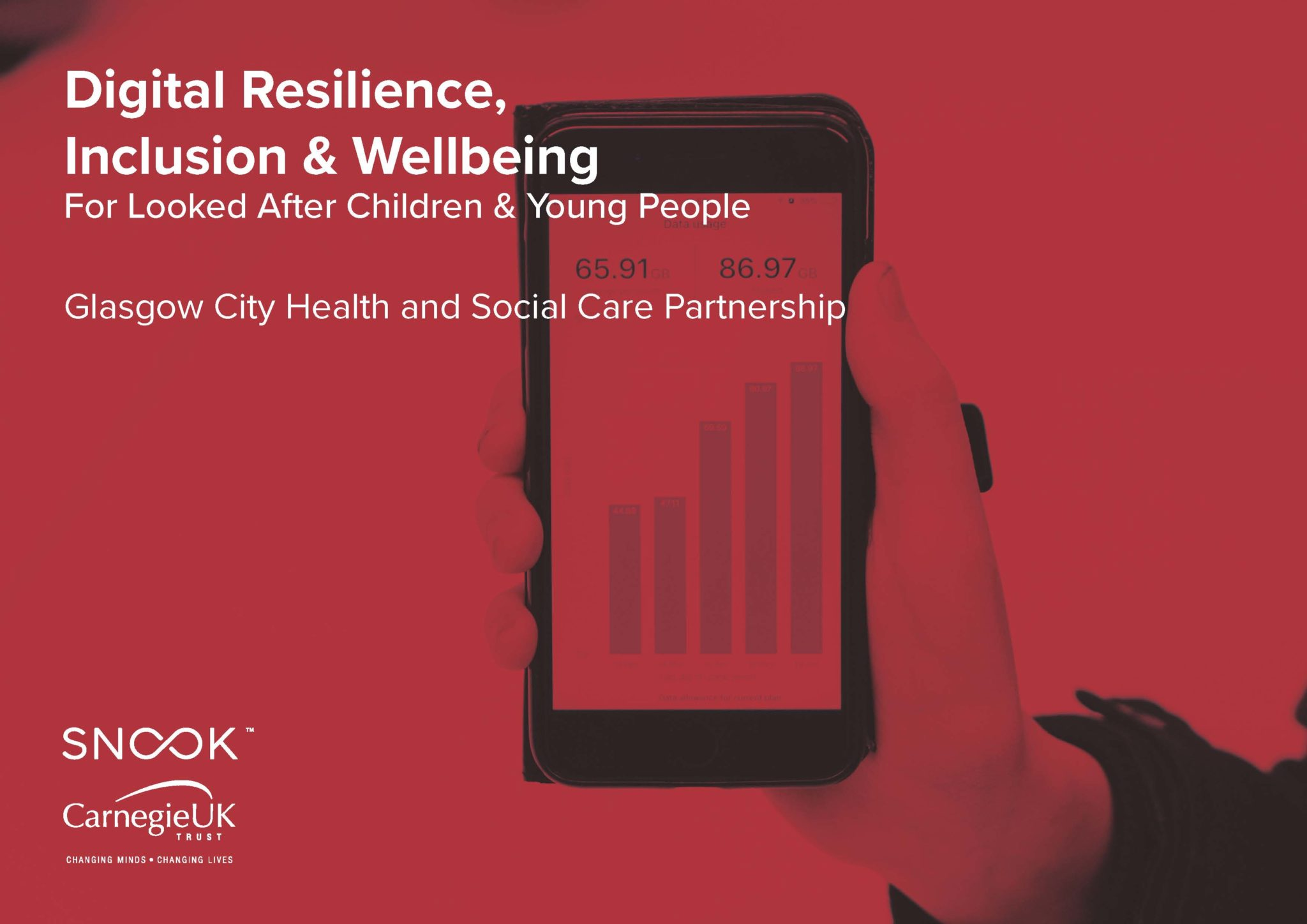 Digital Resilience, Inclusion & Wellbeing For Looked After Children & Young People