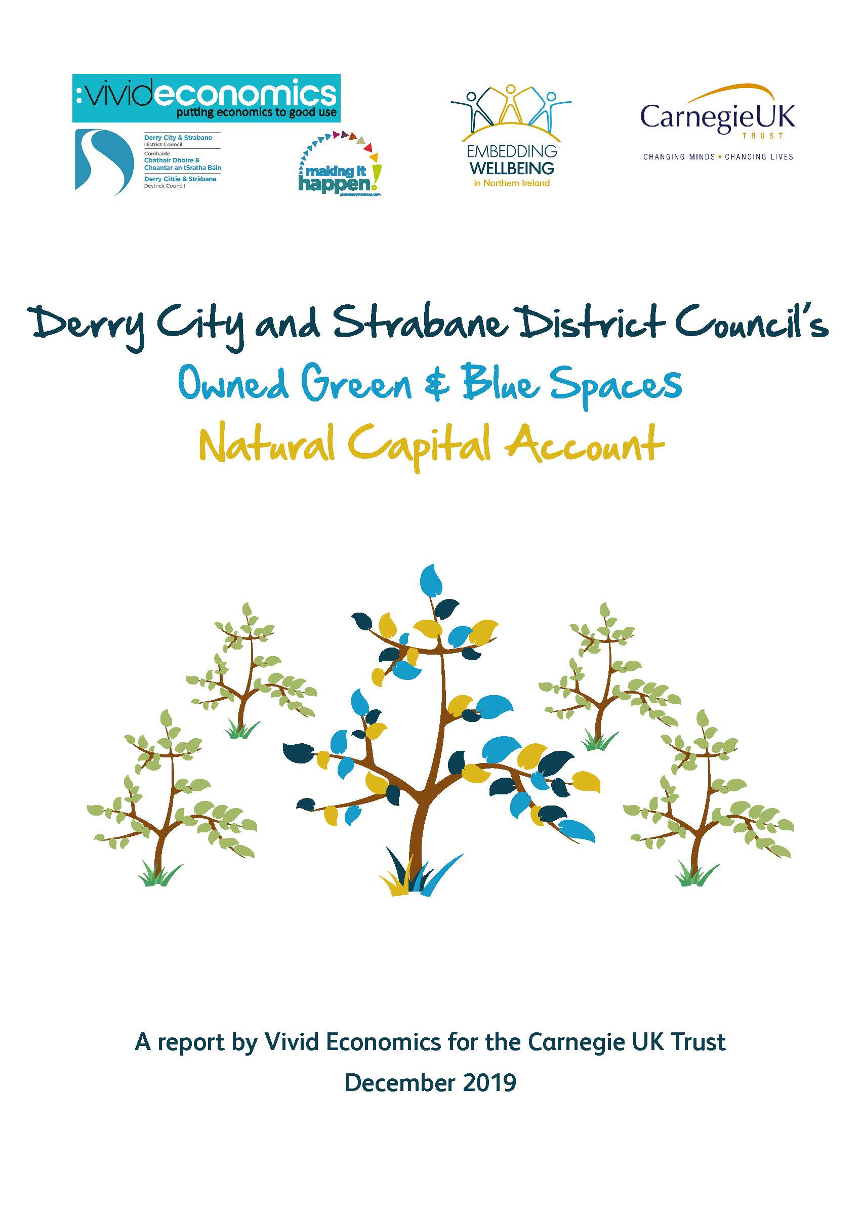 Natural Capital Account for Derry City and Strabane District