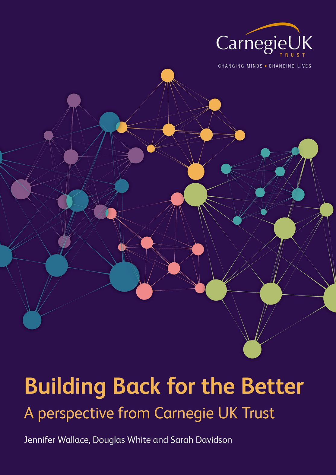 Building Back for the Better: A perspective from CUKT