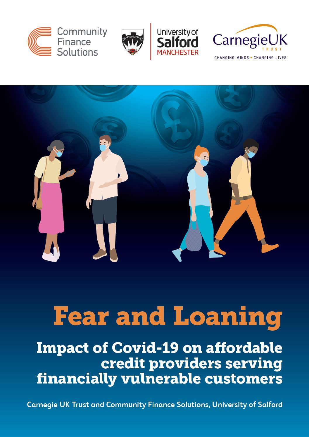 Fear and Loaning – The Impact of Covid-19 on affordable credit providers serving financially vulnerable customers