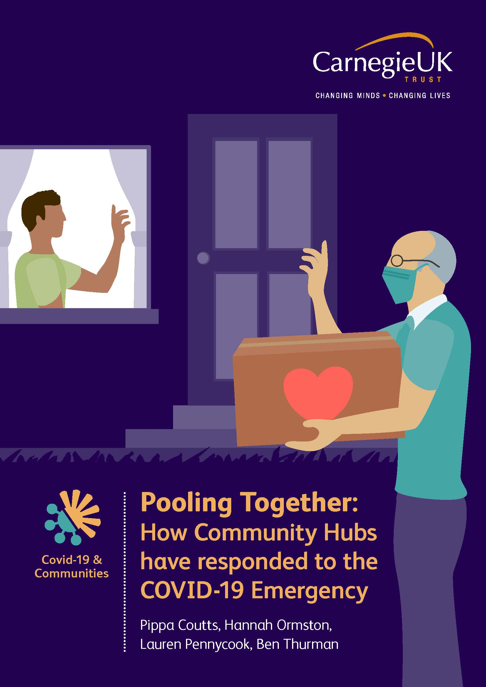 Pooling Together: How Community Hubs have responded to the COVID-19 Emergency