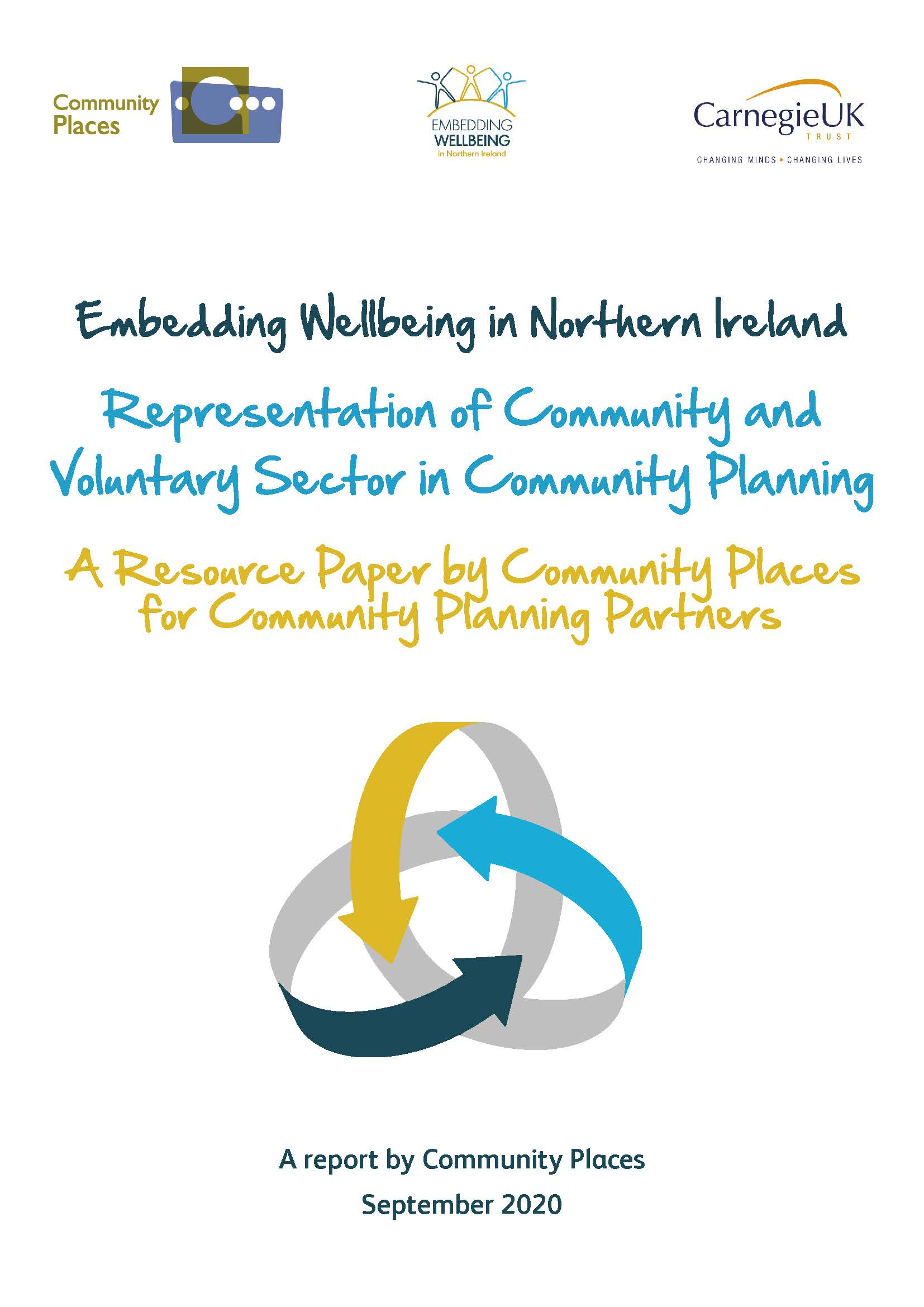 Representation of Community and Voluntary Sector in Community Planning