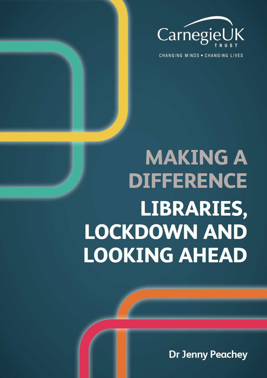 Making a Difference: Libraries, Lockdown and Looking Ahead
