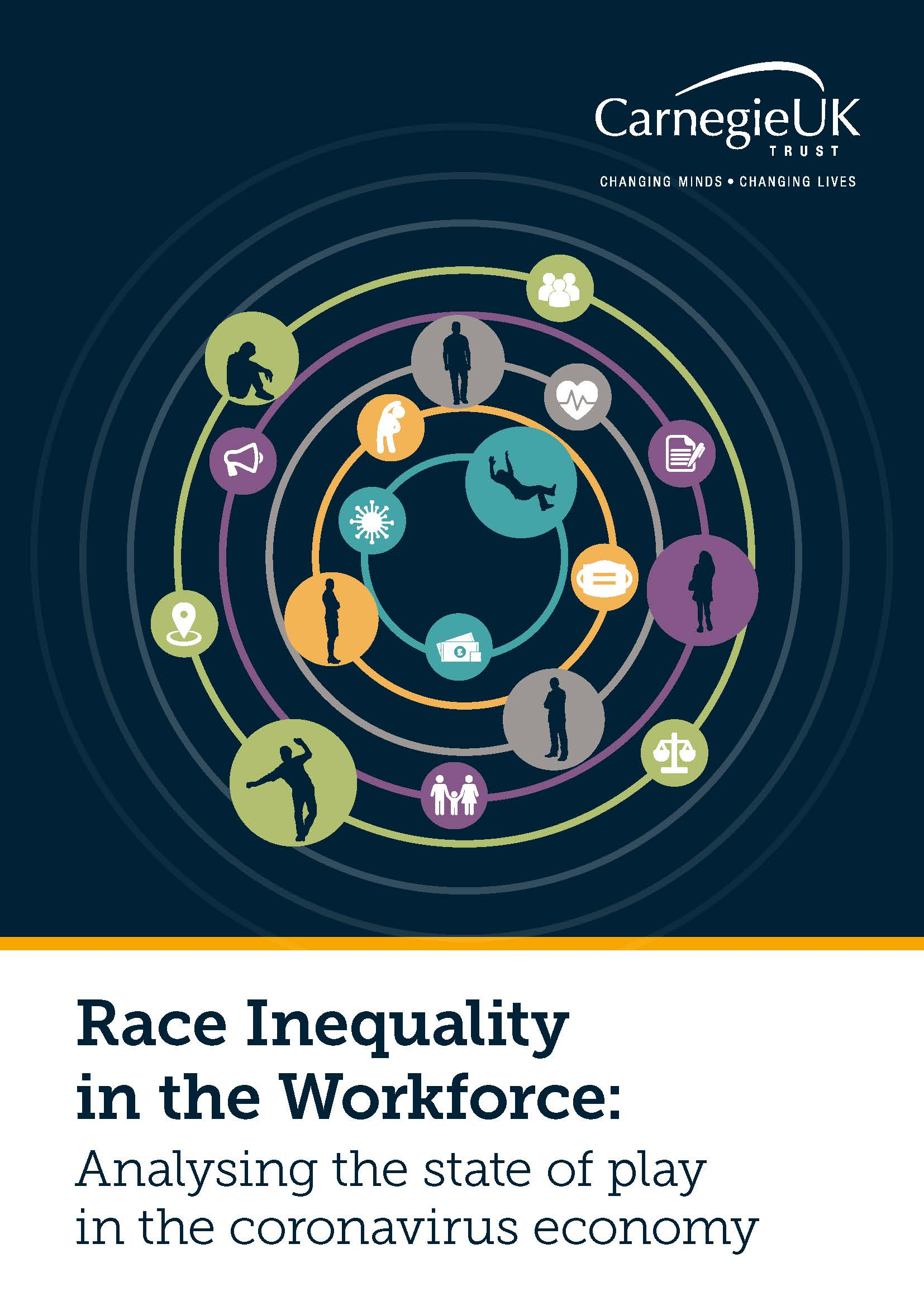 Race Inequality in the Workforce: Analysing the state of play in the coronavirus economy