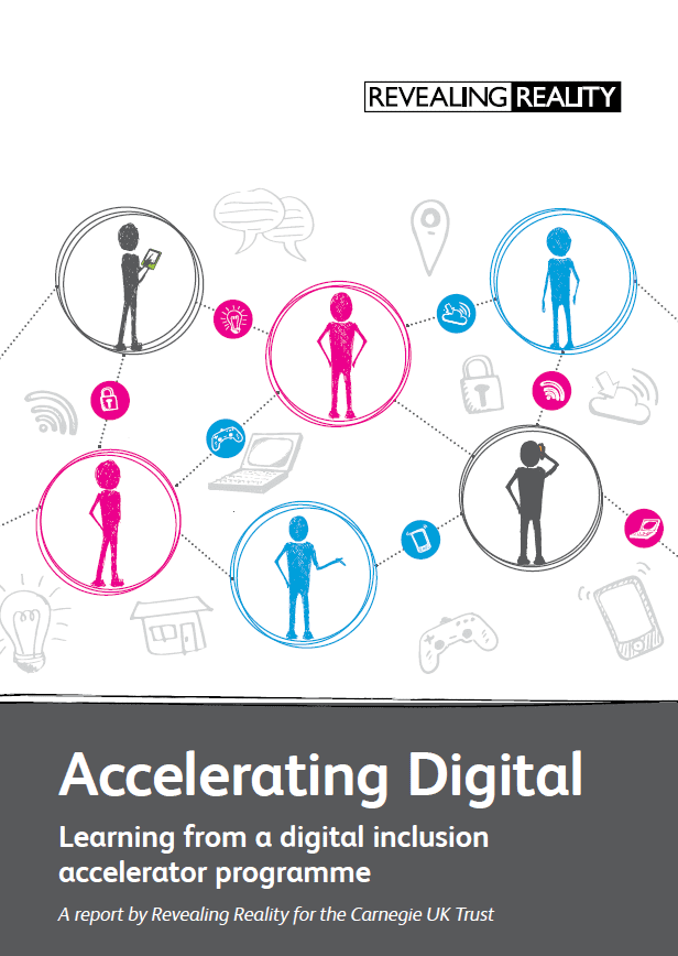 Accelerating Digital: Learning from a digital inclusion accelerator programme