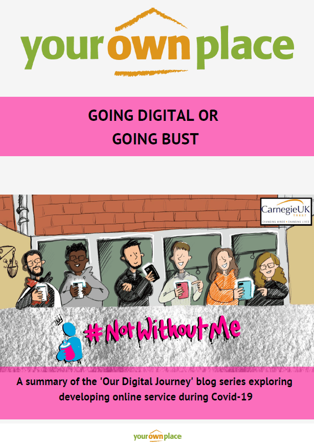 Going Digital or Going Bust