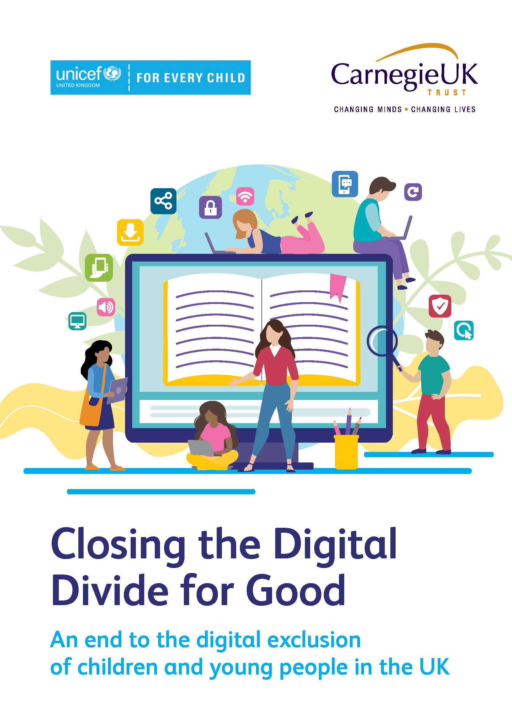 Closing the Digital Divide for Good