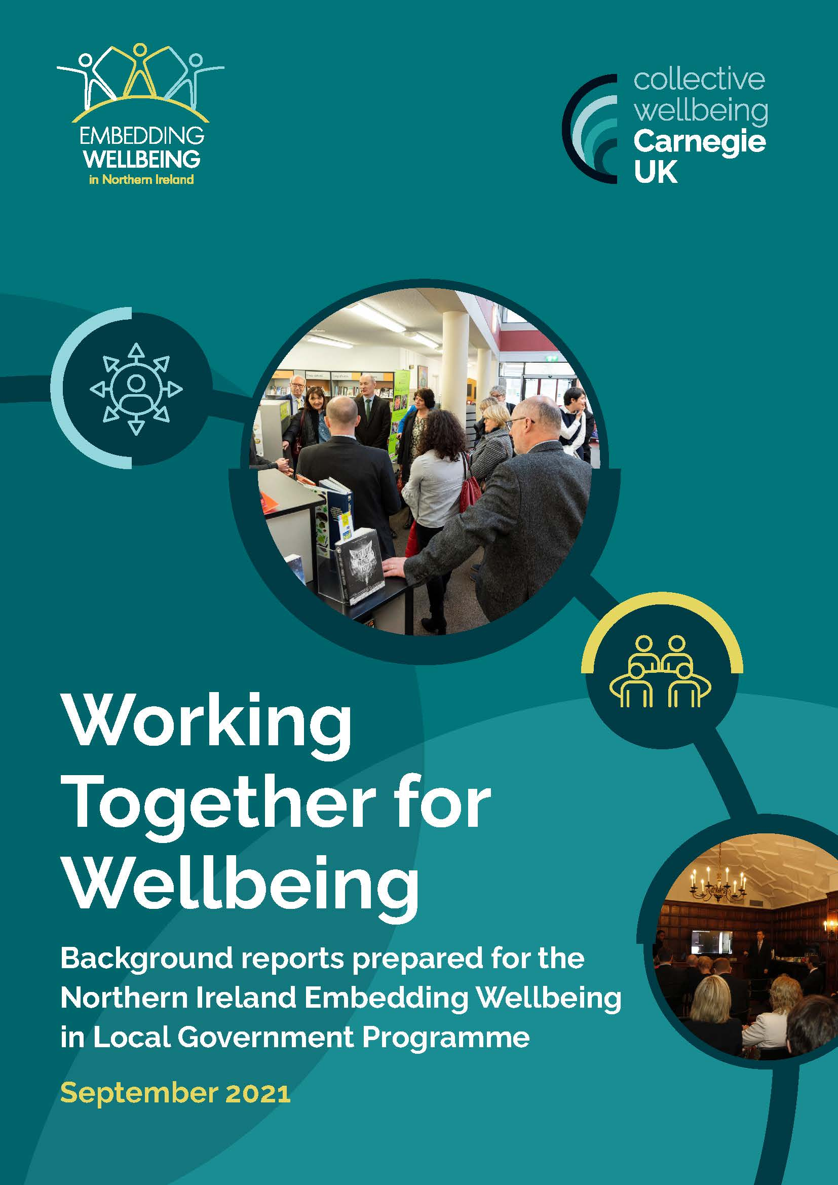 Working Together for Wellbeing: Background reports produced as part of the Northern Ireland Embedding Wellbeing Programme (Background report)